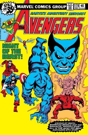 Avengers Vol 1 178