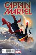 Captain Marvel Vol 8 13 Women of Marvel Variant