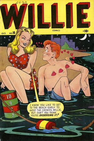 Willie Comics Vol 1 16