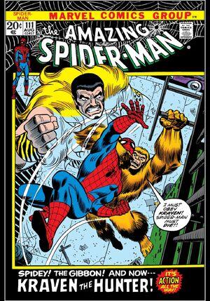 Amazing Spider-Man Vol 1 111