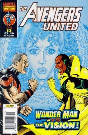 Avengers United Vol 1 13