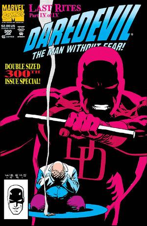 Daredevil Vol 1 300