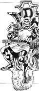 Doctor Doom's Armor, Victor von Doom (Earth-TRN564) from Deeds of Doom