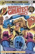 Marvel's Greatest Comics Vol 1 63