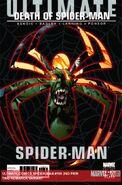 Ultimate Spider-Man Vol 1 156 Second Printing Variant 2