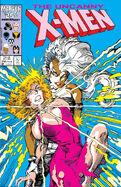 Uncanny X-Men Vol 1 214