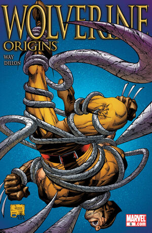 Wolverine Origins Vol 1 6