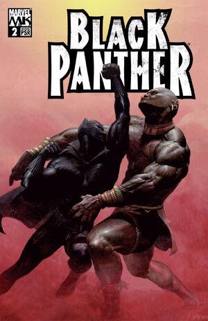 Black Panther Vol 4 2