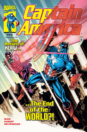 Captain America Vol 3 22