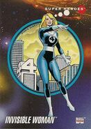 Susan Storm (Earth-616) from Marvel Universe Cards Series III 0001