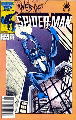 Web of Spider-Man Vol 1 22