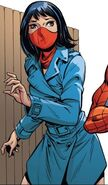 Cindy Moon (Jessica Drew) (Earth-616) from Amazing Spider-Man & Silk- The Spider(fly) Effect Infinite Comic Vol 1 3 001