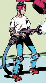 Future Max (Earth-616) from Web of Spider-Man Annual Vol 1 1 0001