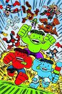 Hulk-Sized Mini Hulks Vol 1 1 Textless