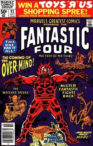 Marvel's Greatest Comics Vol 1 93