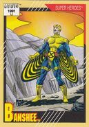 Sean Cassidy (Earth-616) from Marvel Universe Cards Series II 0001