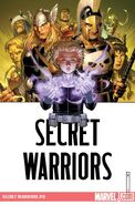 Secret Warriors Vol 1 10 Textless