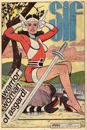 Thor Vol 1 400 Sif