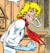 Anthony Zerbe (Earth-616) from Strange Tales Vol 2 9 0001