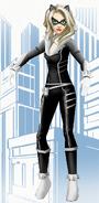 Felicia Hardy (Earth-TRN562) from Marvel Avengers Academy 003