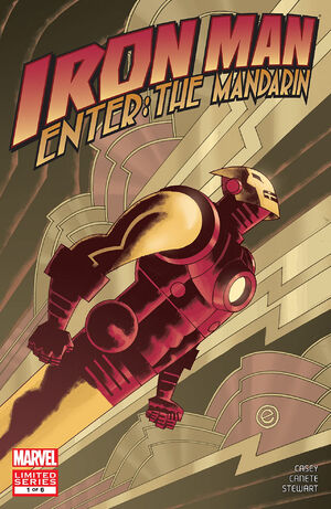 Iron Man Enter the Mandarin Vol 1 1