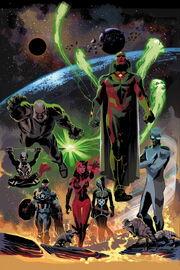 Uncanny Avengers Vol 2 1 Textless