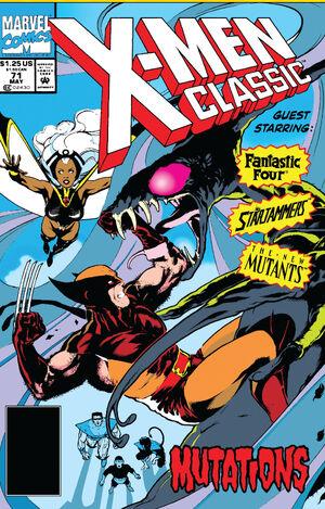 X-Men Classic Vol 1 71