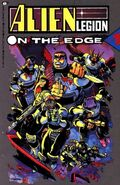 Alien Legion On the Edge Vol 1 1