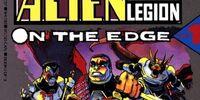Alien Legion: On the Edge Vol 1