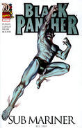 Black Panther Vol 5 1 70th Anniversary Variant