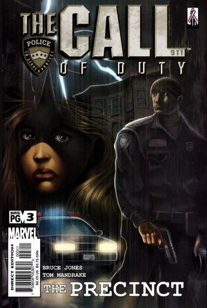Call of Duty The Precinct Vol 1 3