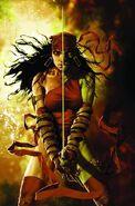 Dark Reign Elektra Vol 1 5 Textless