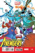 Marvel Universe Avengers - Earth's Mightiest Heroes Vol 1 13