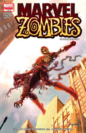 Marvel Zombies Vol 1 1