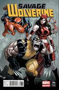 Savage Wolverine Vol 1 6 Ramos Variant