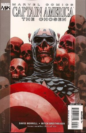 Captain America The Chosen Vol 1 5
