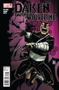 Daken Dark Wolverine Vol 1 9.1