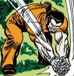 Hammerhand (Earth-77013) Spider-Man Newspaper Strips