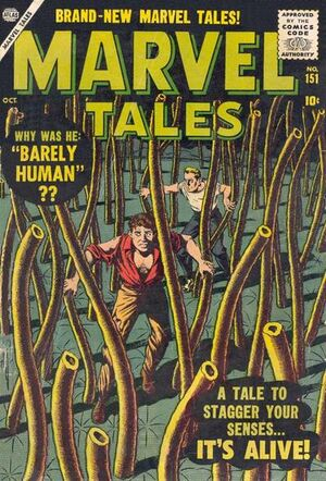 Marvel Tales Vol 1 151