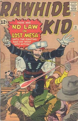 Rawhide Kid Vol 1 31
