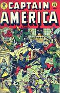 Captain America Comics Vol 1 39