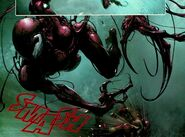 Carnage Vol 1 3 page 11 Tanis Nieves (Earth-616)