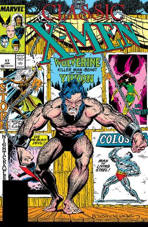 Classic X-Men Vol 1 17