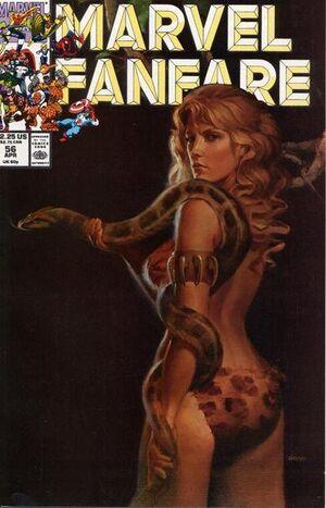 Marvel Fanfare Vol 1 56