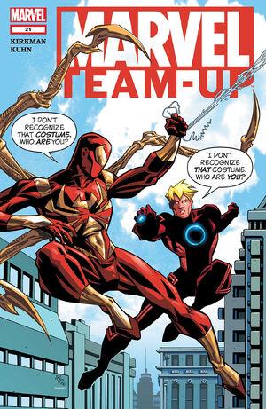Marvel Team-Up Vol 3 21