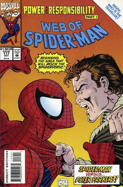 Web of Spider-Man #117