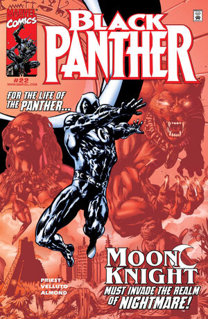 Black Panther Vol 3 22