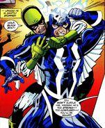 Blackagar Boltagon (Earth-616) damaged tuning fork from Fantastic Four Unlimited Vol 1 11