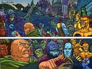 Elders of the Universe (Earth-616) from Annihiliation Ronan 3
