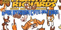Franklin Richards: It's Dark Reigning Cats & Dogs Vol 1